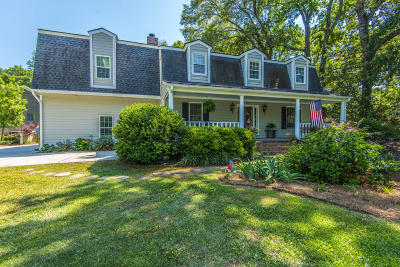 Charleston Single Family Home For Sale: 955 Anchor Road