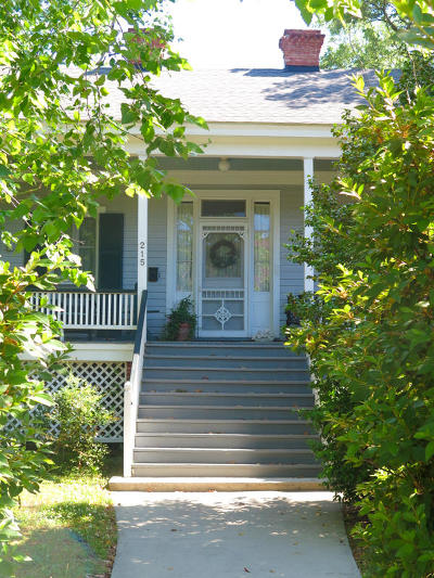 Single Family Home For Sale: 215 W 2nd South Street Street