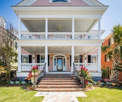 Charleston Single Family Home For Sale: 104 Murray Boulevard