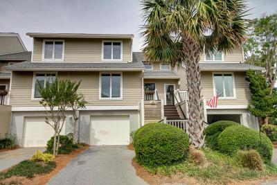Isle Of Palms Attached For Sale: 22 Linkside Court #22