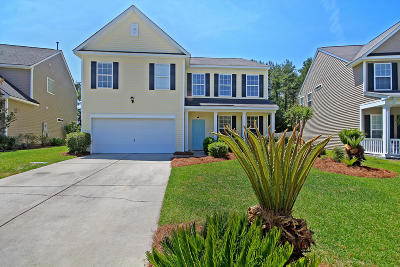 Dorchester County Single Family Home For Sale: 2007 Asher Loop
