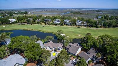 Isle Of Palms Single Family Home For Sale: 8 Lake Village Lane