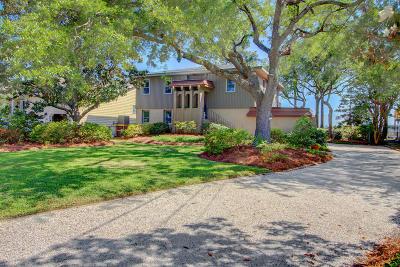 Charleston Single Family Home Contingent: 1915 Capri Drive