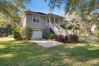 North Charleston Single Family Home Contingent: 4581 Flynn Drive