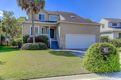 Mount Pleasant Single Family Home For Sale: 304 Wild Horse Lane