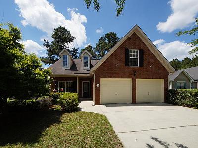 Dorchester County Single Family Home For Sale: 125 Presidio Bend
