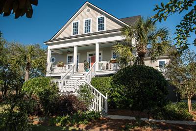 Charleston Single Family Home For Sale: 502 N Leavitt Court