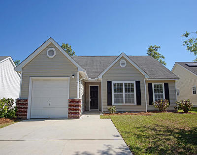 Dorchester County Single Family Home Contingent: 5107 Thornton Drive