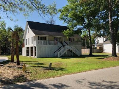 Isle Of Palms Single Family Home For Sale: 281 Forest Trail