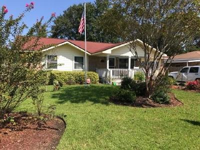 Goose Creek Single Family Home For Sale: 320 Holly Avenue