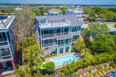 Isle Of Palms Single Family Home For Sale: 308 Carolina Boulevard
