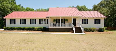 Single Family Home For Sale: 5428 Buckeye Road