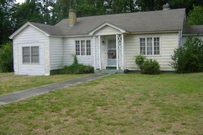 Walterboro Single Family Home Contingent: 321 Ravenwood Road