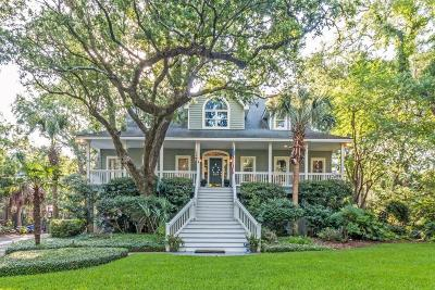 Isle Of Palms Single Family Home For Sale: 203 Forest Trail