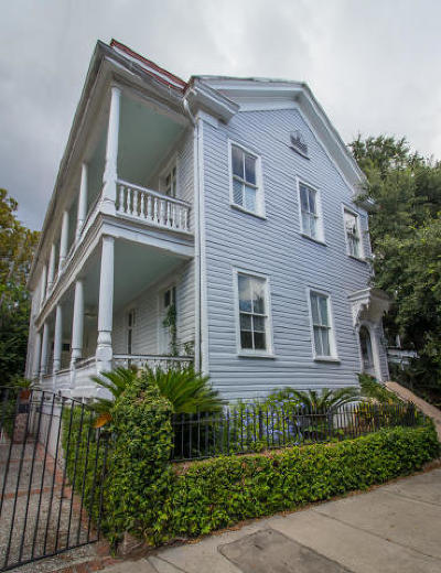 Charleston Attached For Sale: 86 Beaufain Street #A