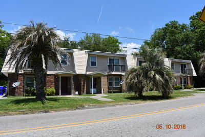 Charleston Multi Family Home Contingent: 1552 Evergreen Street #A-D