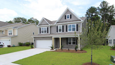 Moncks Corner Single Family Home For Sale: 616 Woolum Drive