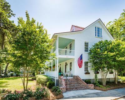 Mount Pleasant Single Family Home For Sale: 107 Bennett Street