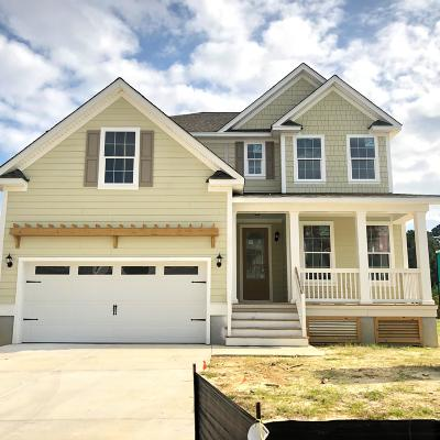 Mount Pleasant Single Family Home For Sale: 1482 Brightwood Drive