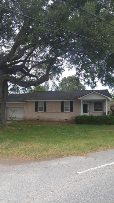 Goose Creek Single Family Home Contingent: 300 Hastie Dr.