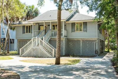 Edisto Beach Single Family Home For Sale: 3308 Myrtle Street