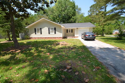 Summerville Single Family Home For Sale: 309 Brailsford Boulevard