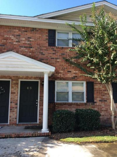 Charleston County Attached For Sale: 1848 Mepkin Road #E5
