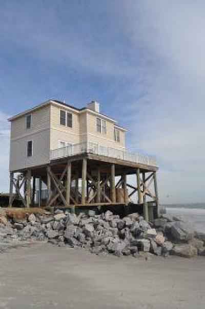 Folly Beach Single Family Home For Sale: 2 Sumter Drive
