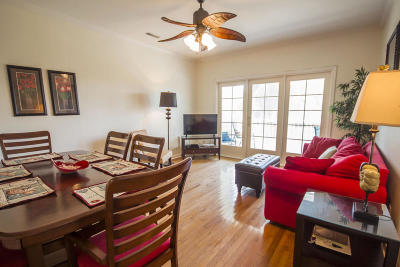 Charleston County Attached For Sale: 2393 Folly Road #2-E