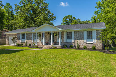Charleston Single Family Home For Sale: 2462 Liverpool Drive
