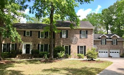 Mount Pleasant Single Family Home For Sale: 960 Charter Court