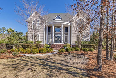 Mount Pleasant Single Family Home For Sale: 2484 Darts Cove Way