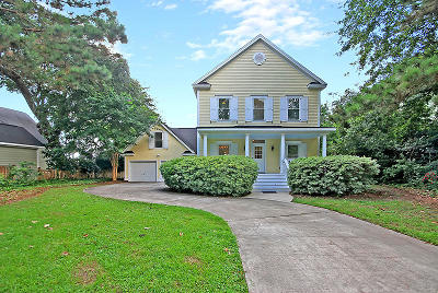 Mount Pleasant Single Family Home For Sale: 1445 Appling Drive