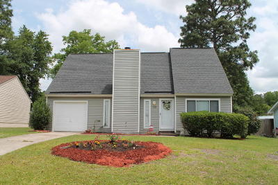 Summerville Single Family Home For Sale: 130 Traders Station Road