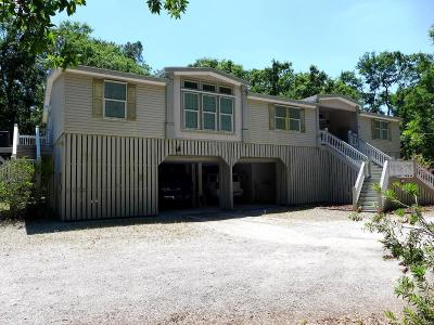Edisto Island Single Family Home Contingent: 8682 Palmetto Road