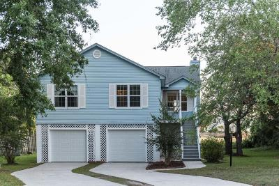Charleston Single Family Home Contingent: 617 Stono Edge Drive