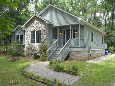 Edisto Island SC Single Family Home Contingent: $249,500