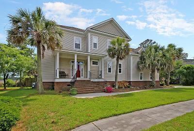 North Charleston Single Family Home For Sale: 5584 Indigo Fields Boulevard