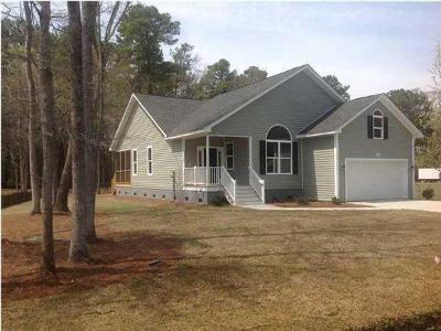 Single Family Home For Sale: Plow Ground Road