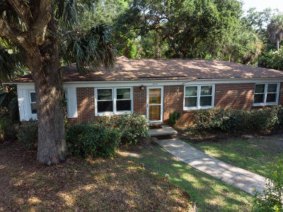 Isle Of Palms Single Family Home For Sale: 2503 Hartnett Boulevard