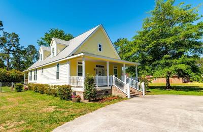 Walterboro Single Family Home For Sale: 237 Otis Road