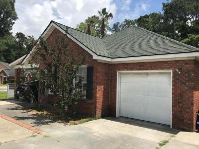 Charleston Single Family Home For Sale: 39 Arbor Trace