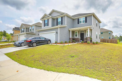 Moncks Corner Single Family Home For Sale: 500 Man O' War Lane