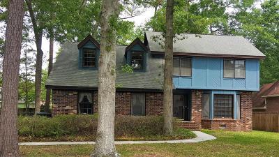 Summerville Single Family Home Contingent: 109 Dove Lane