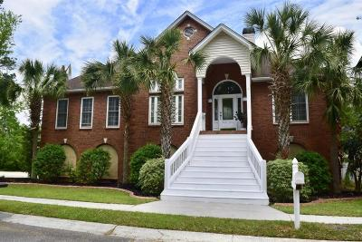 Charleston Single Family Home For Sale: 2183 Mariner's Ferry
