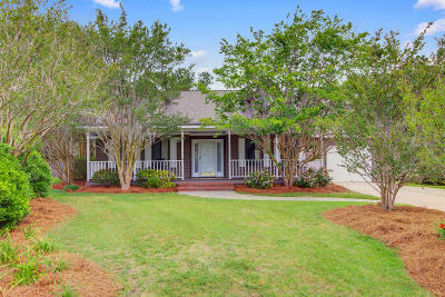 Charleston Single Family Home Contingent: 2 Glenkirk Drive