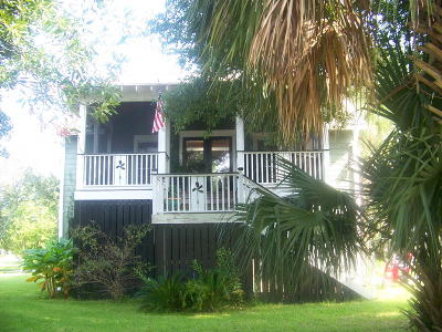 Isle Of Palms Single Family Home Contingent: 2901 Hartnett Boulevard