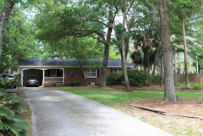 Isle Of Palms Single Family Home Contingent: 24 24th Avenue