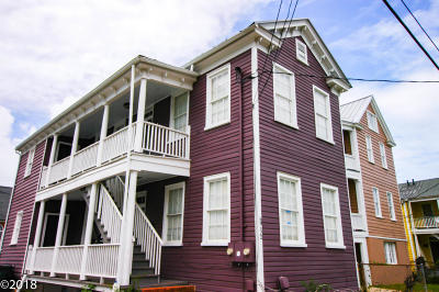 Multi Family Home For Sale: 68 1/2 Amherst