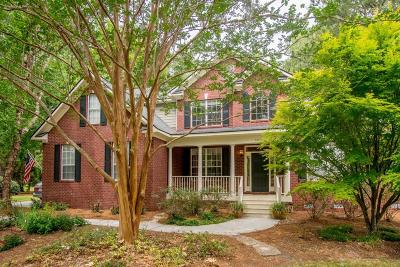 Single Family Home For Sale: 4030 Plantation House Road